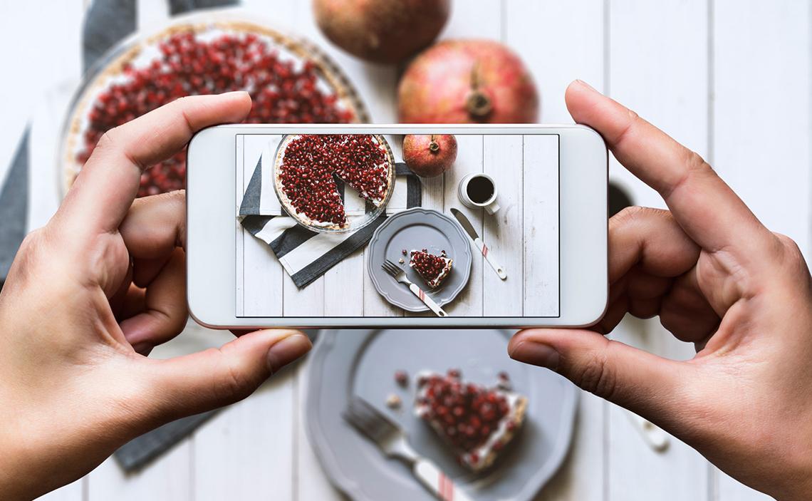 goal getter - instagram food