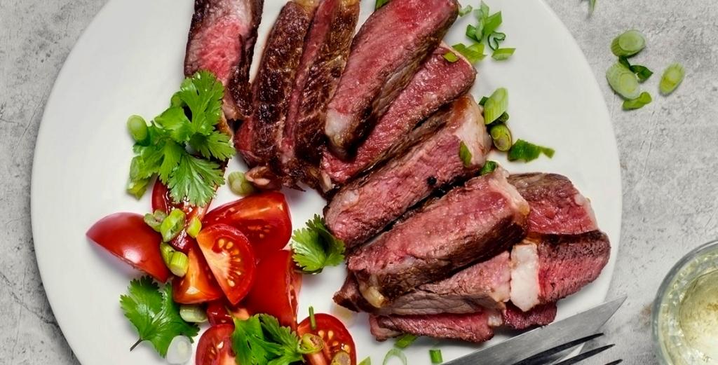 goal getter - meat diet staple