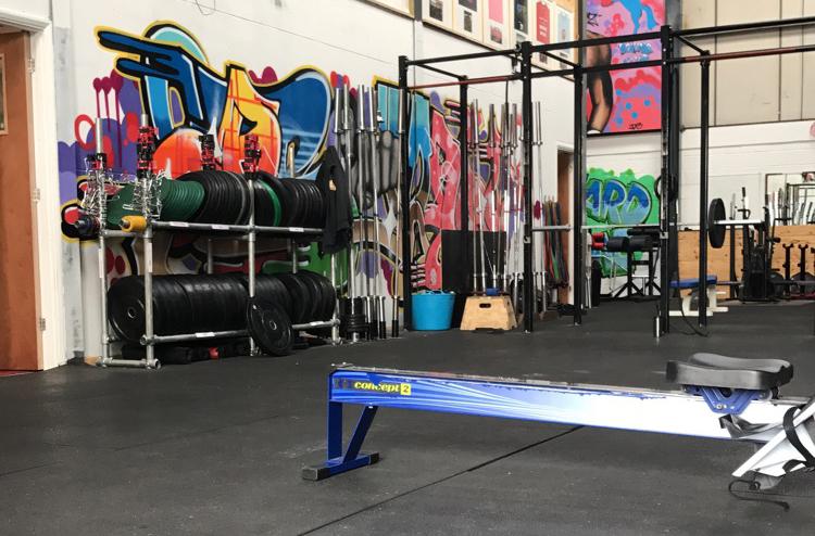 CrossFit at GFP