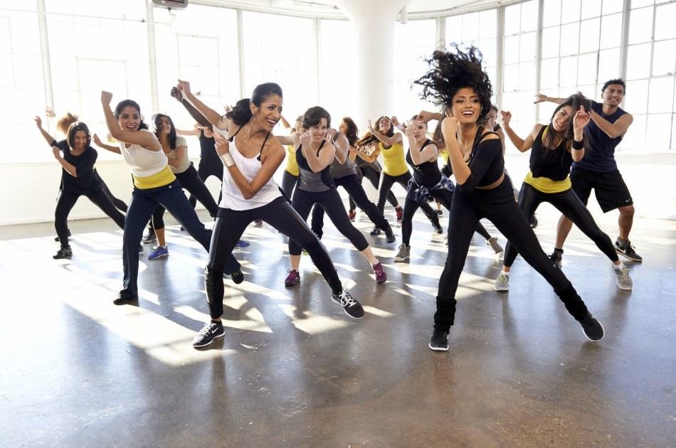 dance fitness goal getter